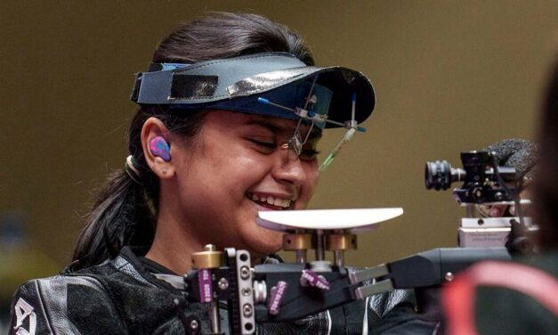 Paralympics: Avani clinches bronze in women's 50m rifle three positions