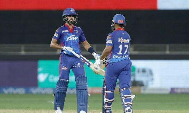 Dhawan, Iyer lead Delhi to easy win over Hyderabad