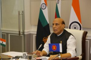 Indian Defence Minister calls Code of Conduct