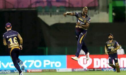 IPL 2021: Kolkata thrash Bangalore by nine wickets