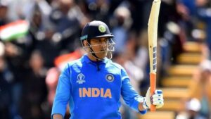 MS Dhoni to join India team as mentor for T20 World Cup