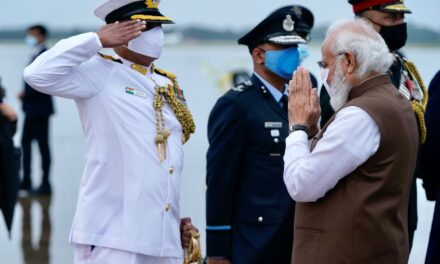 Modi arrives in US for Quad summit, bilateral talks with leaders