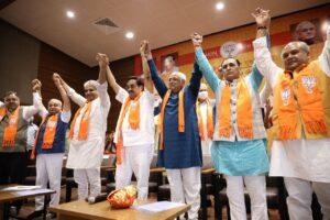 New Gujarat CM Bhupendra Patel to take oath