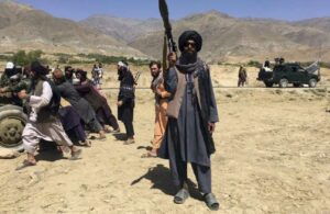 Panjshir resistance forces are hiding in valleys and caves