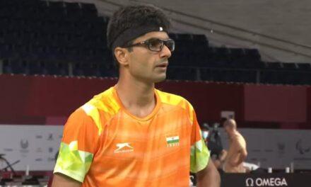 Paralympics: Yathiraj, Tarun Dhillon start with impressive wins in badminton