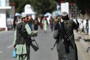 Taliban clamps down on peaceful protests