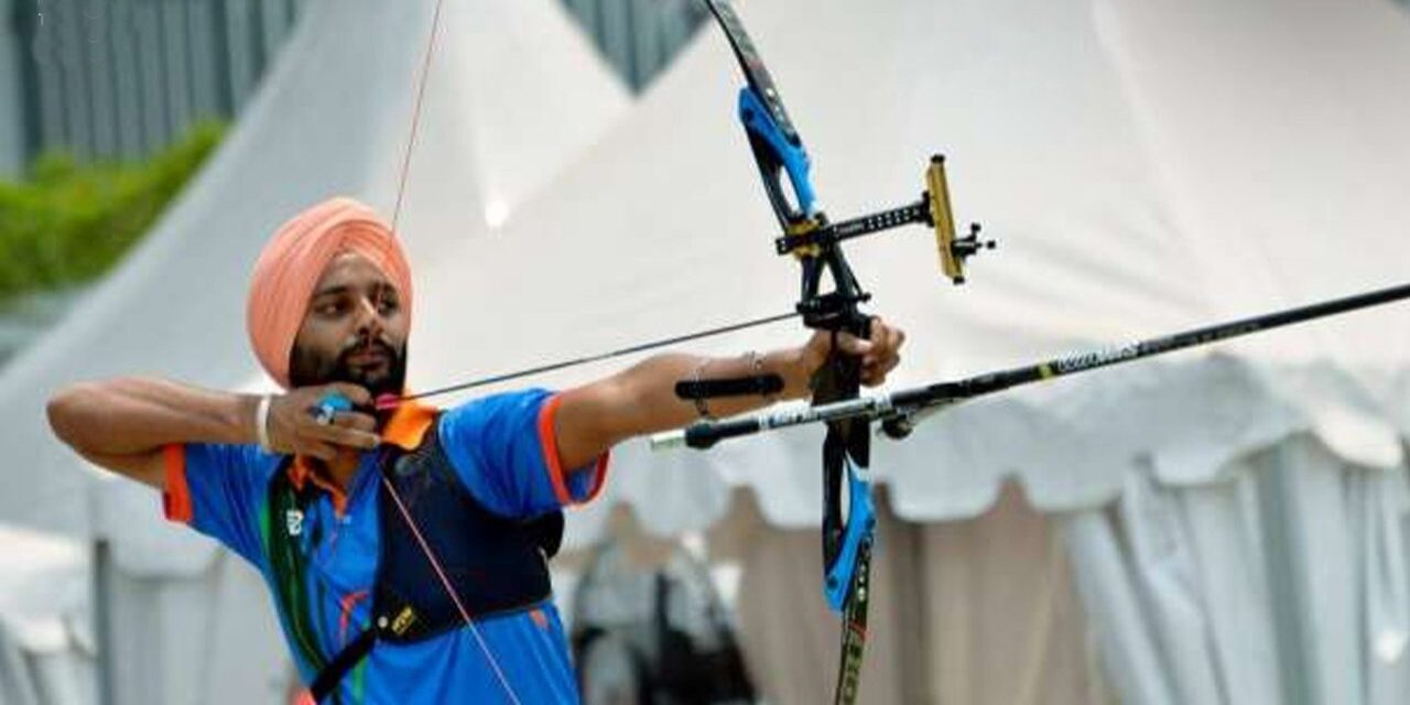 Paralympics: Harvinder claims first-ever archery medal for India