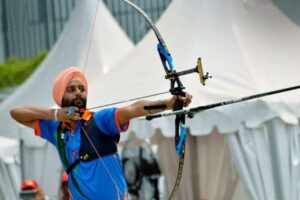 Tokyo Paralympics 2020 Harvinder claims first-ever archery medal for India