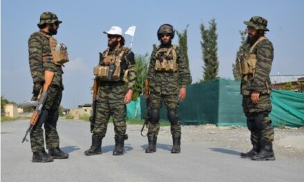 Special UN envoy meets Taliban officials in Kabul