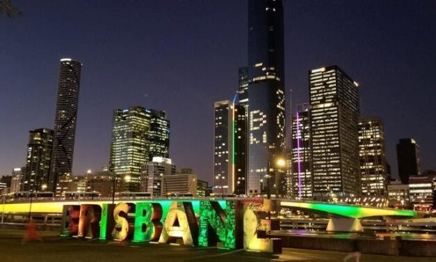 """Olympics 2032 coming to the """"deserving"""" Brisbane city"""