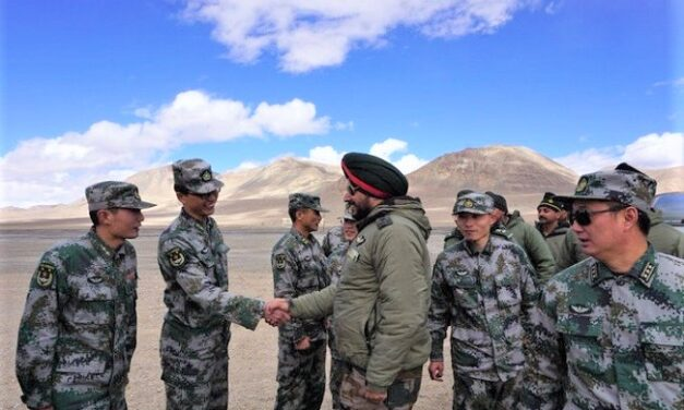 No breakthrough in India, China military talks to resolve remaining border disputes