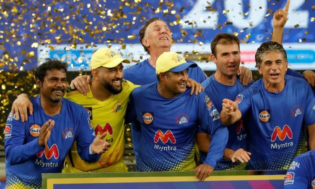 IPL 2021 Final: Faf du Plessis and bowlers lead Chennai to fourth IPL title