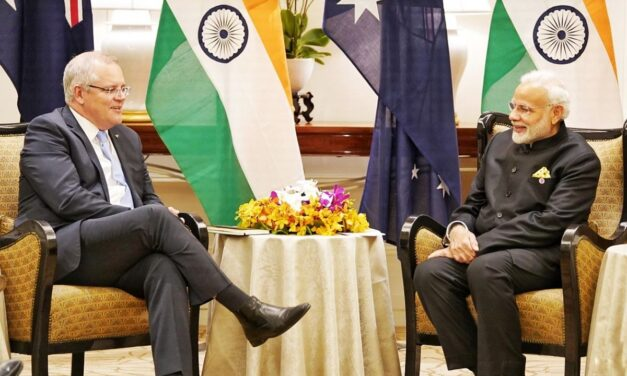 Australia and India: Architects of the Indo-Pacific security